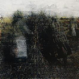 Obraz do salonu artysty Bartosz Czarnecki pod tytułem W polu (4)
