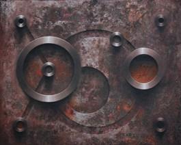Obraz do salonu artysty Daniel Krysta pod tytułem WSD 632