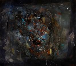 Obraz do salonu artysty Mateusz Rybka pod tytułem PRZEWAGA FLOTYLLI SZWEDZKIEJ