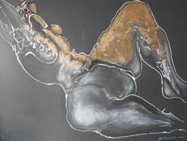 Obraz do salonu artysty Andrzej Domżalski pod tytułem AKT