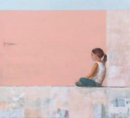 Obraz do salonu artysty Ilona Herc pod tytułem WYSPY WERY,
