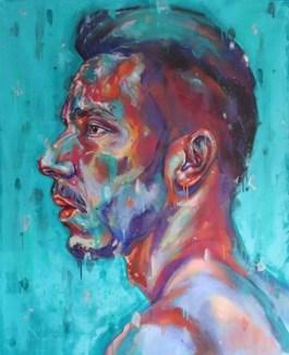 Obraz do salonu artysty Bastien Ducourtioux pod tytułem BRAZIL