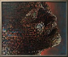 Obraz do salonu artysty Małgorzata Kosiec pod tytułem RENESANS