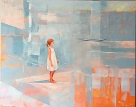 Obraz do salonu artysty Ilona Herc pod tytułem SPACER