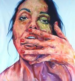 Obraz do salonu artysty Bastien Ducourtioux pod tytułem FANTASY