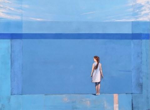 Obraz do salonu artysty Ilona Herc pod tytułem W NIESZAWIE