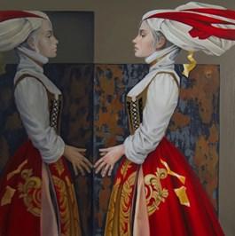 Obraz do salonu artysty Andrejus Kovelinas pod tytułem I LIKE U2