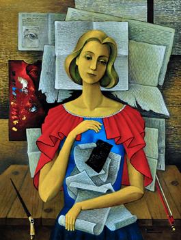 Obraz do salonu artysty Samvel Paremuzyan pod tytułem NIESPRAWIEDLIWY WYBÓR
