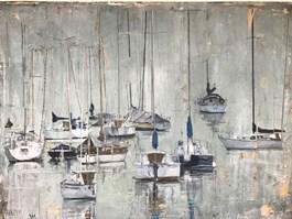 Obraz do salonu artysty Agata Krutul pod tytułem FOKUS