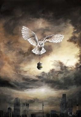 Obraz do salonu artysty Martyna Mączka pod tytułem OCALENIE