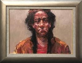 Obraz do salonu artysty Adam Marczukiewicz pod tytułem Bez tytułu