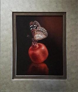 Obraz do salonu artysty Joanna Sierko-Filipowska pod tytułem Obrazek na szczęście