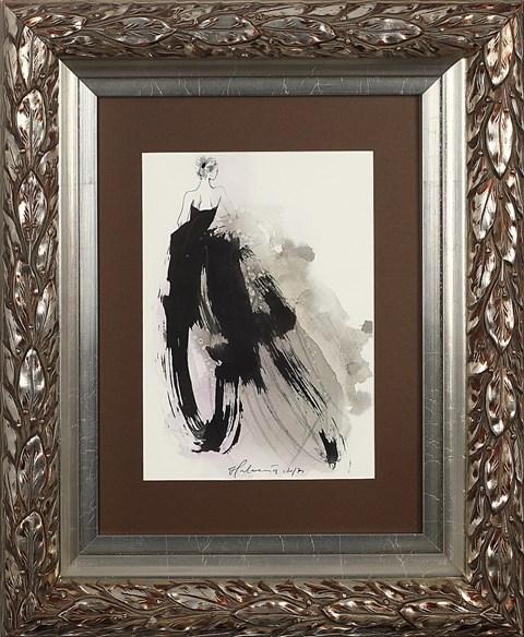 Obraz do salonu artysty Anna Halarewicz pod tytułem Bez tytułu