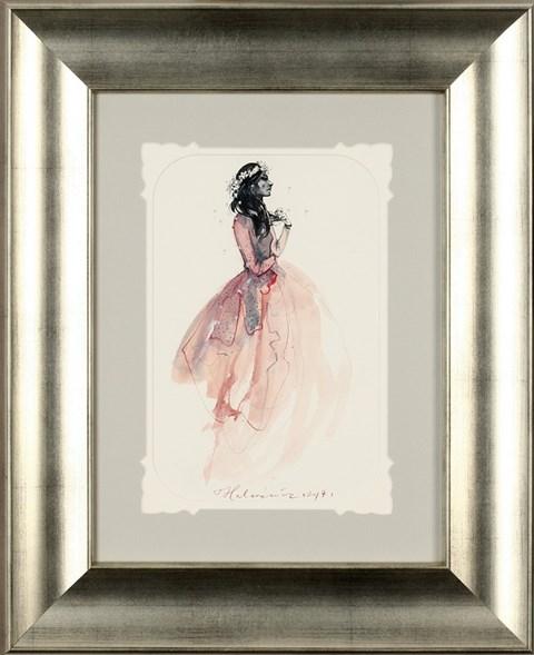 Obraz do salonu artysty Anna Halarewicz pod tytułem Dziewczyna