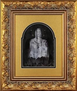 Obraz do salonu artysty Anna Halarewicz pod tytułem Kobieta