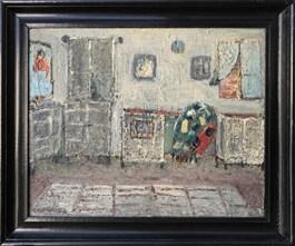 Obraz do salonu artysty Wanda Denise Skopowska pod tytułem Wnętrze
