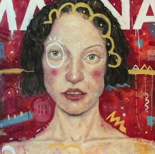 Obraz do salonu artysty Grzegorz Kufel pod tytułem Marina