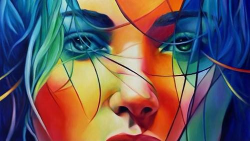 Obraz do salonu artysty Hanna Kłopotowska pod tytułem Tęsknota