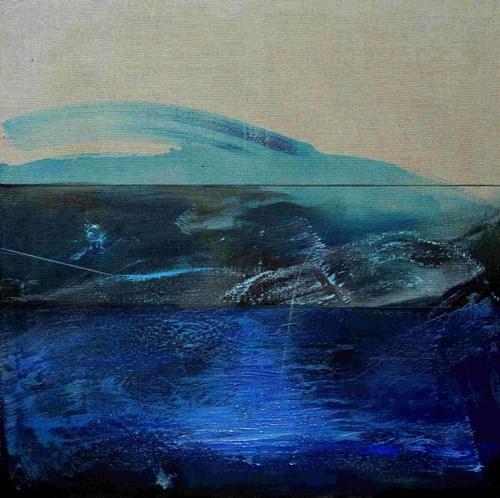 Obraz do salonu artysty Agata Kosmala pod tytułem Spójność rytmu