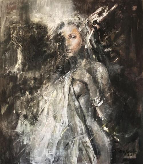 Obraz do salonu artysty Ewa Jasek pod tytułem Veni