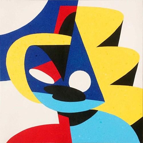 Obraz do salonu artysty Igor Chołda pod tytułem Dogma
