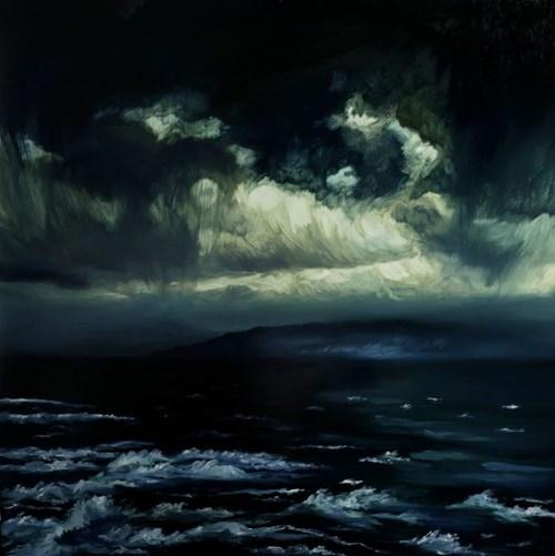 Obraz do salonu artysty Kacper Piskorowski pod tytułem Fala