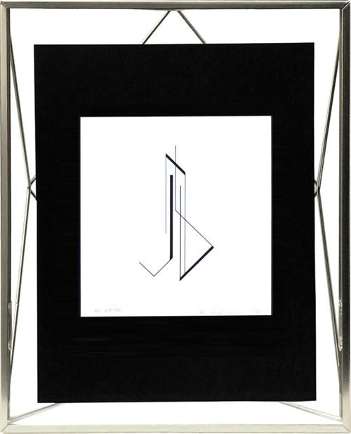 Grafika do salonu artysty Henryk Stażewski pod tytułem Geometria (69/150)