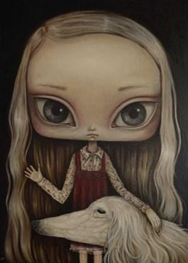 Obraz do salonu artysty Paulina  Góra pod tytułem 2-9-1-2-1
