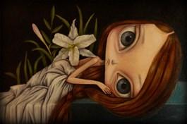 Obraz do salonu artysty Paulina  Góra pod tytułem 0-5-1-7