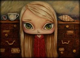Obraz do salonu artysty Paulina  Góra pod tytułem Pamięć