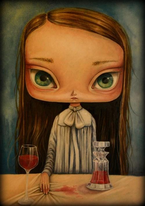 Obraz do salonu artysty Paulina Góra pod tytułem Czerwone