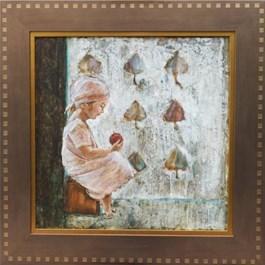 Obraz do salonu artysty Monika  Krzakiewicz pod tytułem Małe marzenia