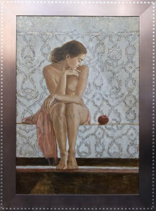 Obraz do salonu artysty Monika Krzakiewicz pod tytułem Portret kobiety