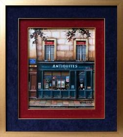 Obraz do salonu artysty Jan Stokfisz Delarue pod tytułem Antiquites