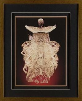 Obraz do salonu artysty Zdzisław Beksiński pod tytułem Bez tytułu