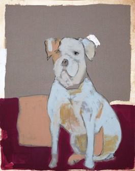 Obraz do salonu artysty Lucas Lucaprio pod tytułem Spokój
