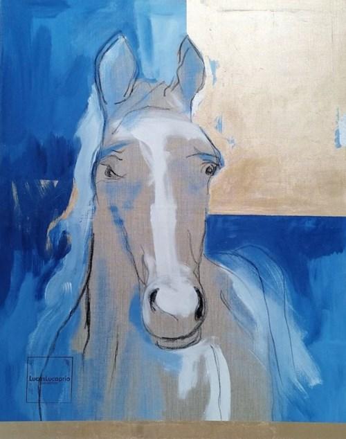 Obraz do salonu artysty Lucas Lucaprio pod tytułem Paryż