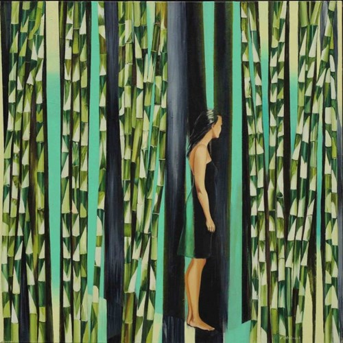 Obraz do salonu artysty Katarzyna Stelmach pod tytułem Natalia