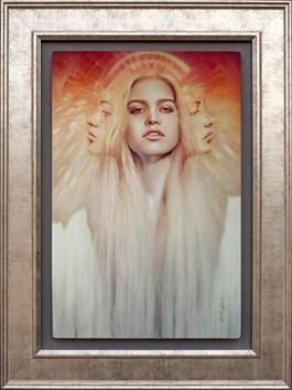 Obraz do salonu artysty Maria  Szypluk pod tytułem Triple Godess