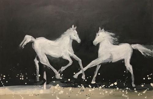 Obraz do salonu artysty Romuald Musiolik pod tytułem Konistyka