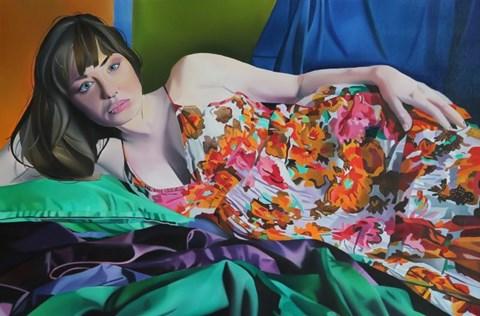 Obraz do salonu artysty Zofia  Błażko pod tytułem Kasia