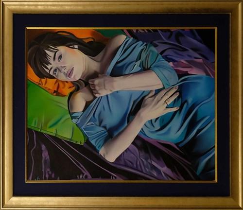 Obraz do salonu artysty Zofia Błażko pod tytułem Portret