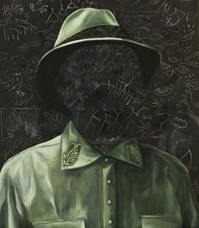 Green Portrait