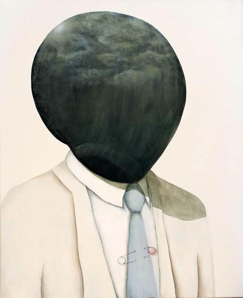 Obraz do salonu artysty Dawid Czycz pod tytułem Portret