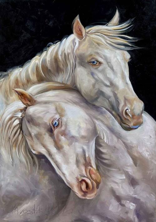 Obraz do salonu artysty Krystyna Khvostyk pod tytułem Special