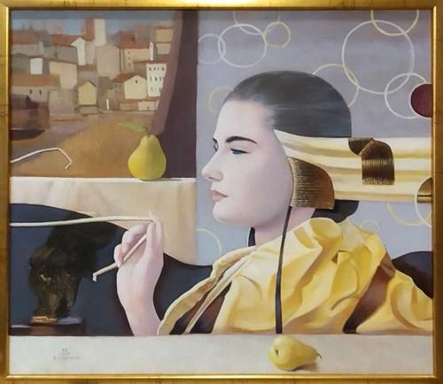 Obraz do salonu artysty Bogusław Jagiełło pod tytułem Klasis