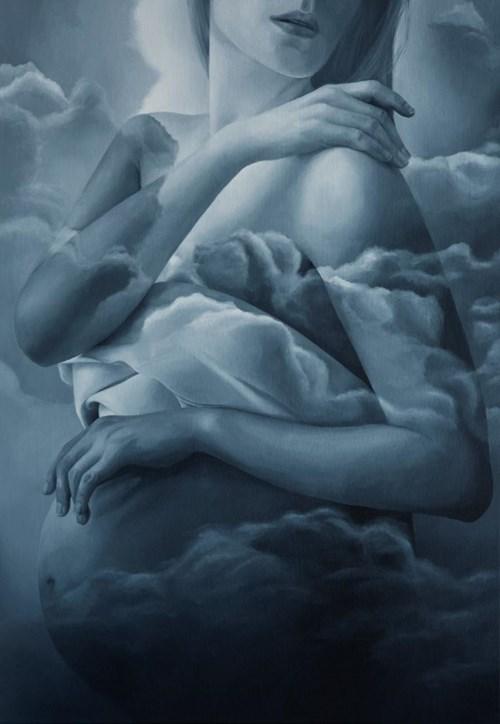Obraz do salonu artysty Edyta Kwiatkowska pod tytułem Nadzieja