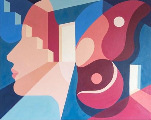 Obraz do salonu artysty Aleksandra Bukowska pod tytułem Sen