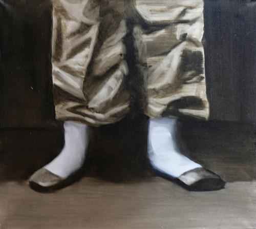 Obraz do salonu artysty Monika Chlebek pod tytułem Clown