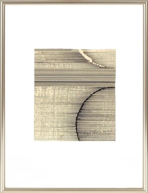 Obraz do salonu artysty Marian Bogusz pod tytułem Bez tytułu